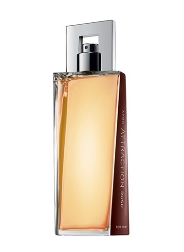 Avon Attraction Rush Erkek Parfüm Edp 75 Ml Renksiz